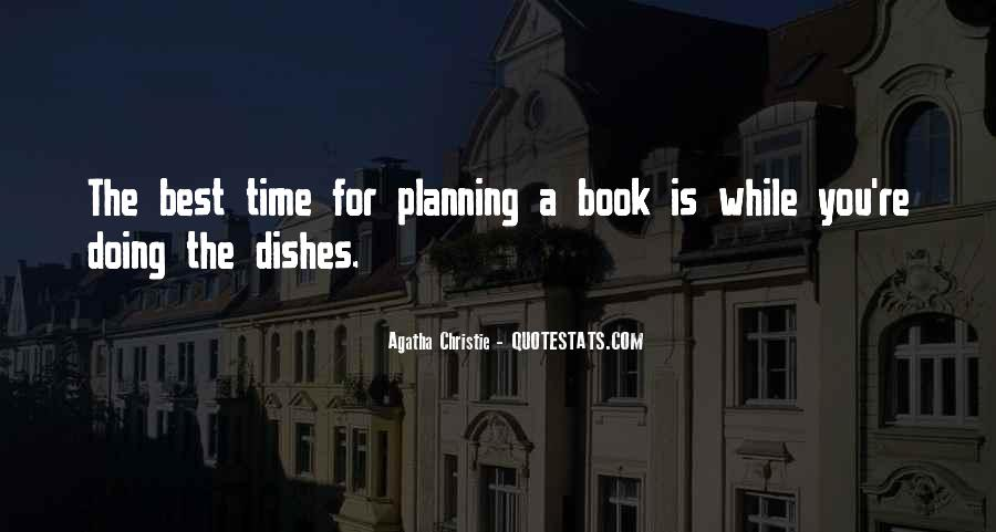 Quotes About Agatha Christie Writing #616532