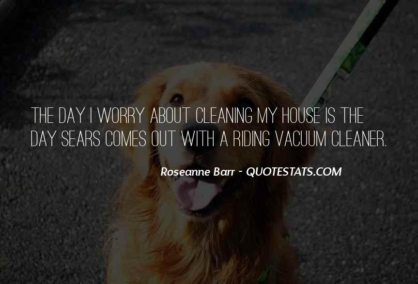 Quotes About Cleaning Up After Yourself #131707