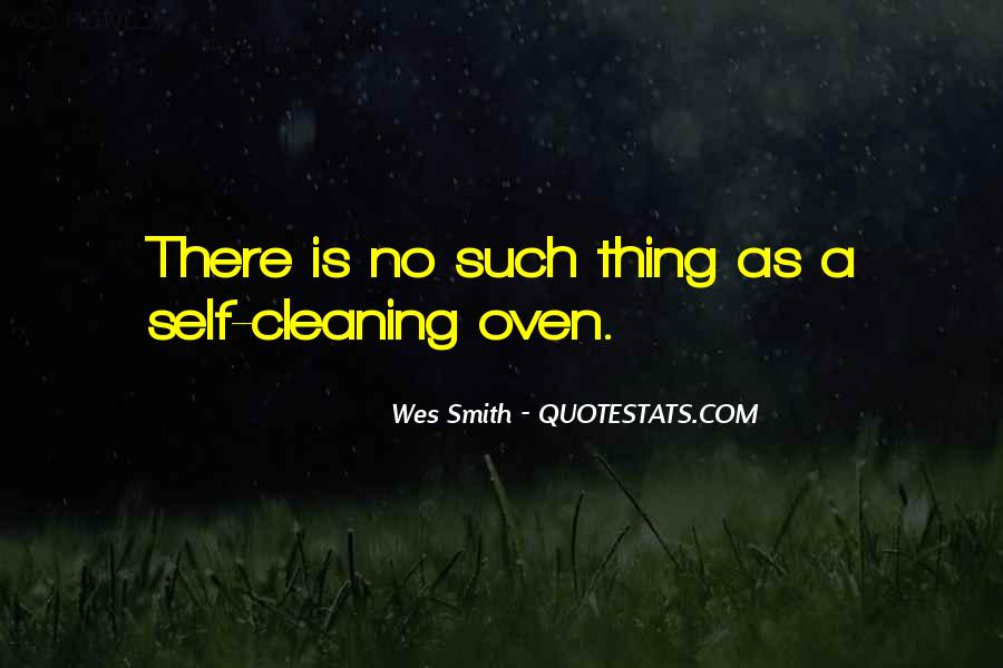 Quotes About Cleaning Up After Yourself #225218