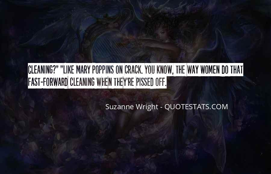 Quotes About Cleaning Up After Yourself #337623