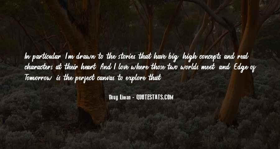 Quotes About Stories Of Love #108432