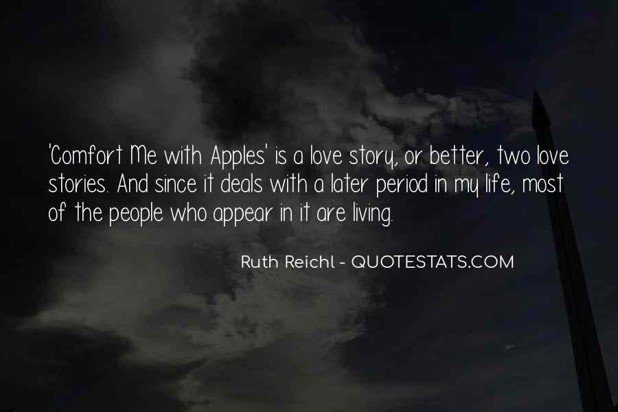 Quotes About Stories Of Love #141040