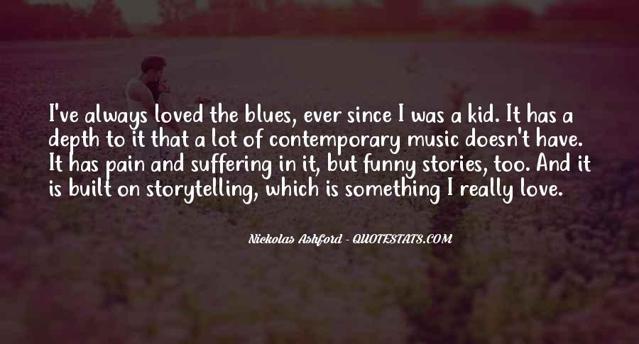 Quotes About Stories Of Love #248068