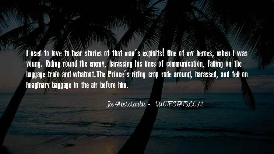 Quotes About Stories Of Love #330422