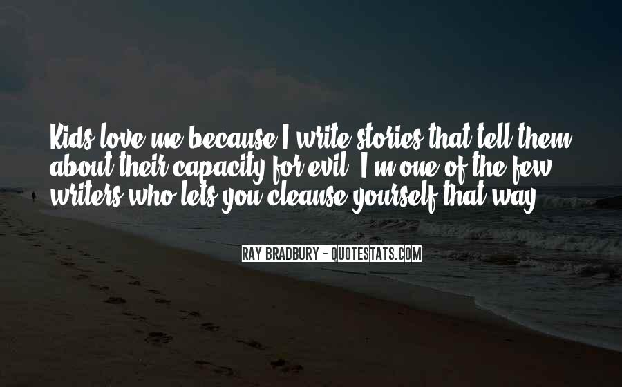 Quotes About Stories Of Love #76700