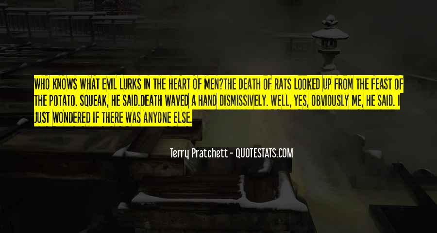 Quotes About Rats #105535