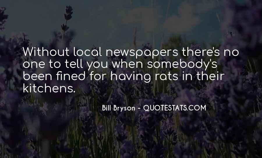 Quotes About Rats #134258