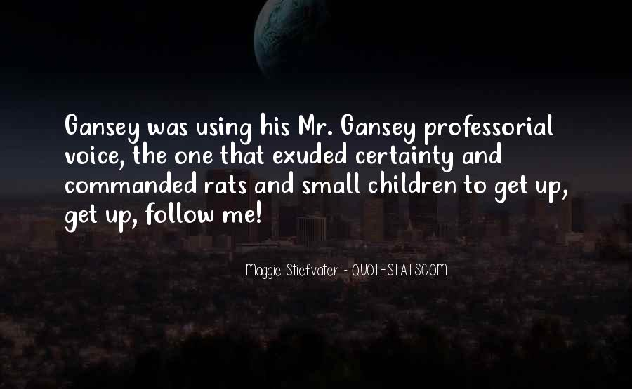 Quotes About Rats #134744