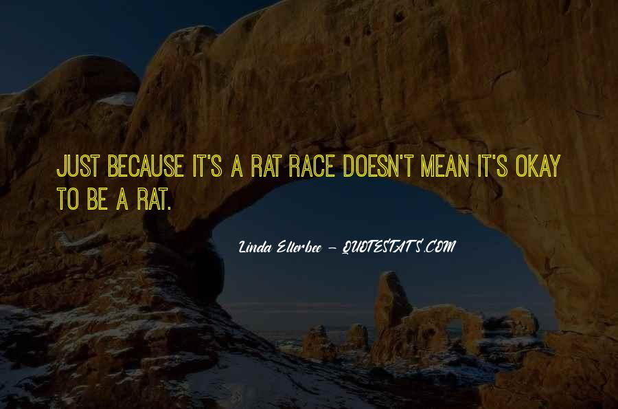 Quotes About Rats #146733