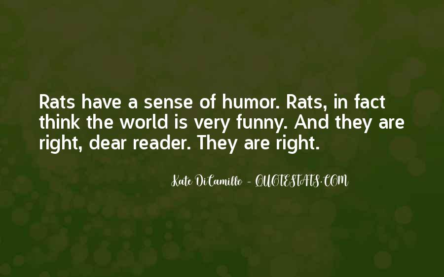 Quotes About Rats #151538