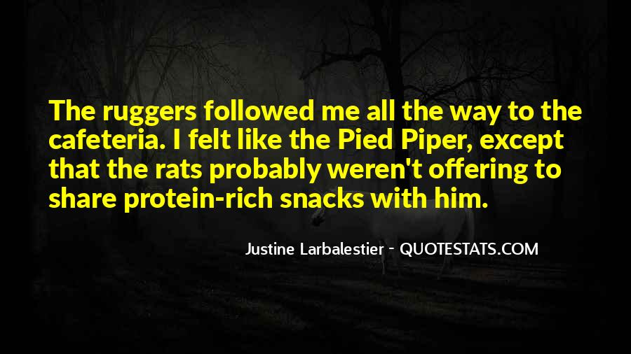 Quotes About Rats #151567