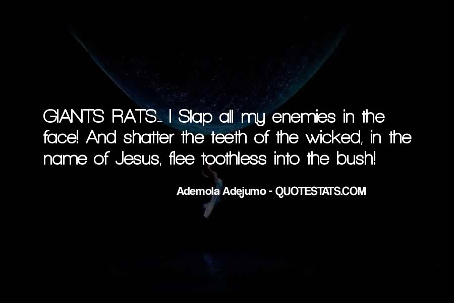 Quotes About Rats #193914