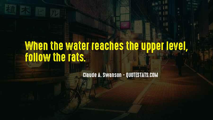 Quotes About Rats #233885