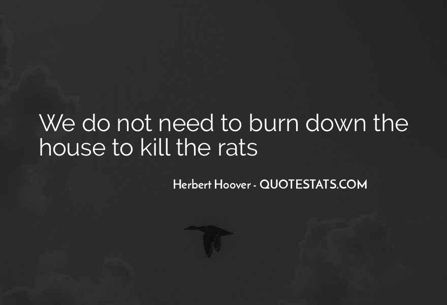 Quotes About Rats #301868