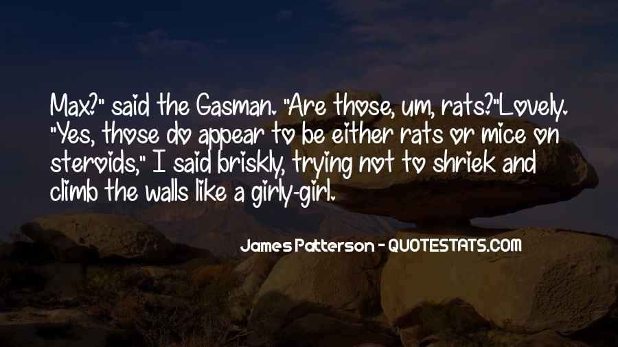 Quotes About Rats #349688