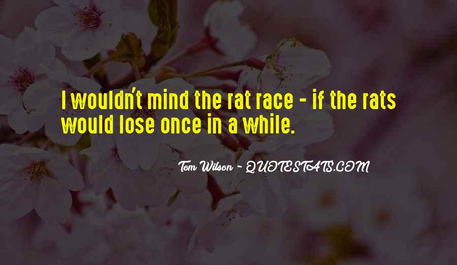 Quotes About Rats #406441
