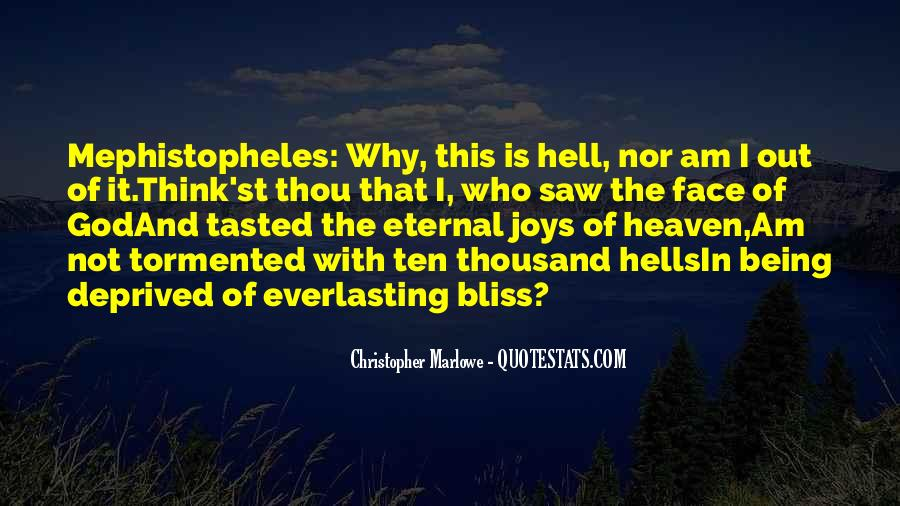 Quotes About Mephistopheles #1191810