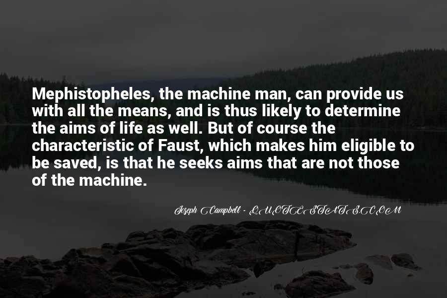 Quotes About Mephistopheles #761787