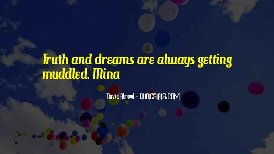 Quotes About Mina #119885