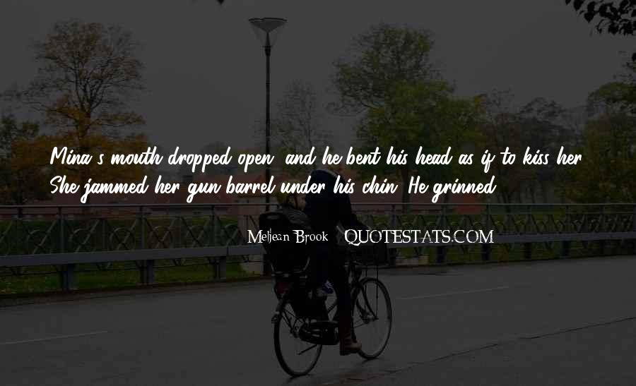 Quotes About Mina #348852
