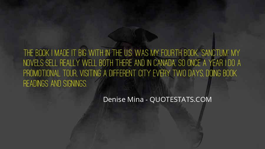 Quotes About Mina #352577