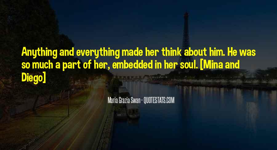 Quotes About Mina #422107