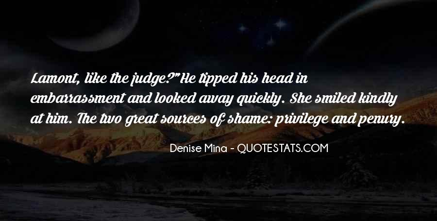 Quotes About Mina #454820