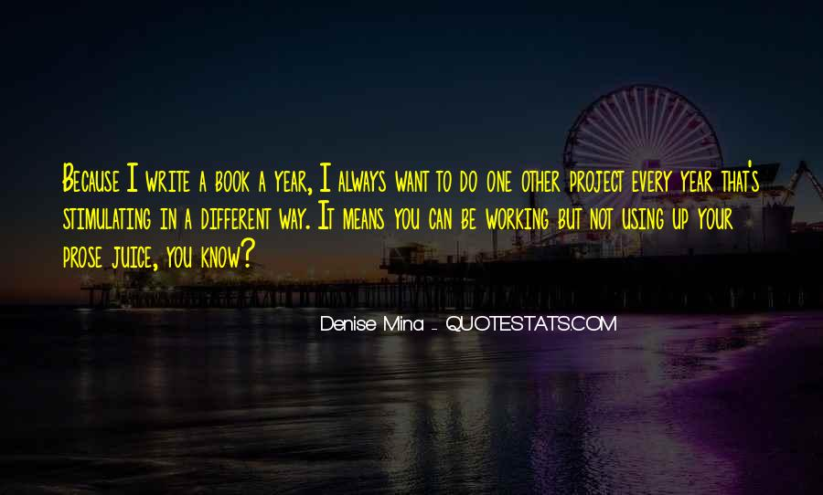 Quotes About Mina #832231