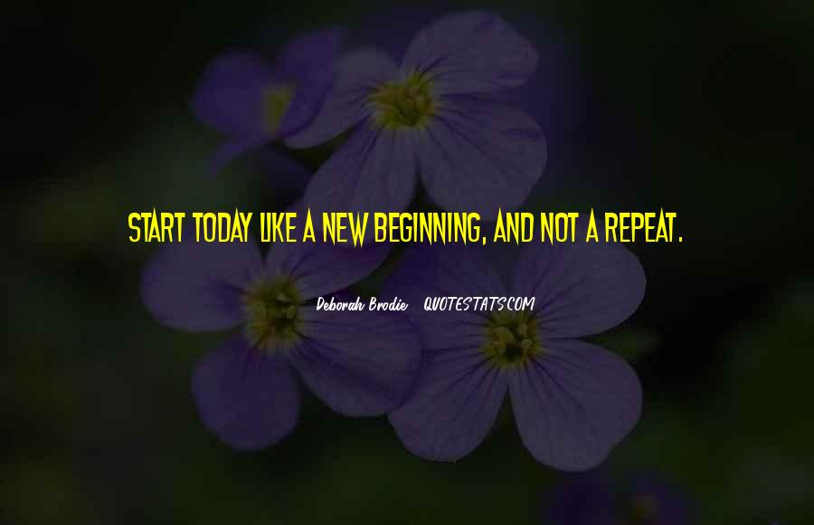 Quotes About A New Love Beginning #1205612