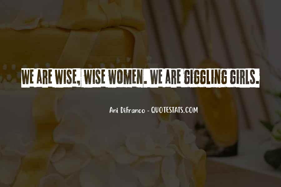 Quotes About Giggling #1309639