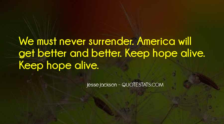 Quotes About Dream And Hope #167917