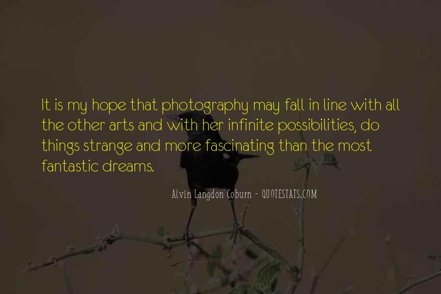 Quotes About Dream And Hope #311293