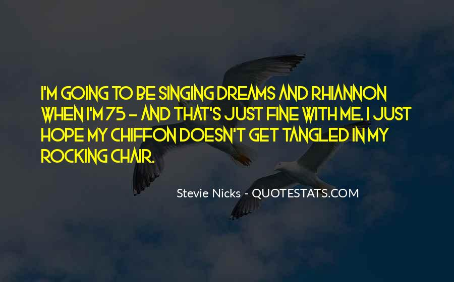 Quotes About Dream And Hope #331895