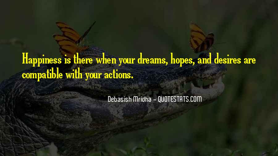 Quotes About Dream And Hope #416247