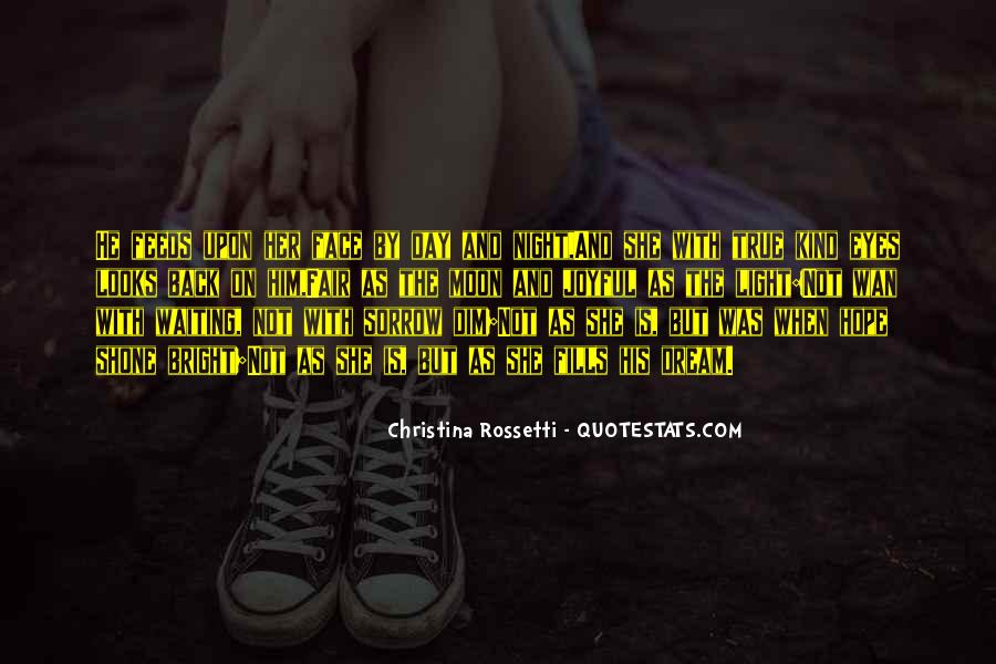 Quotes About Dream And Hope #654003