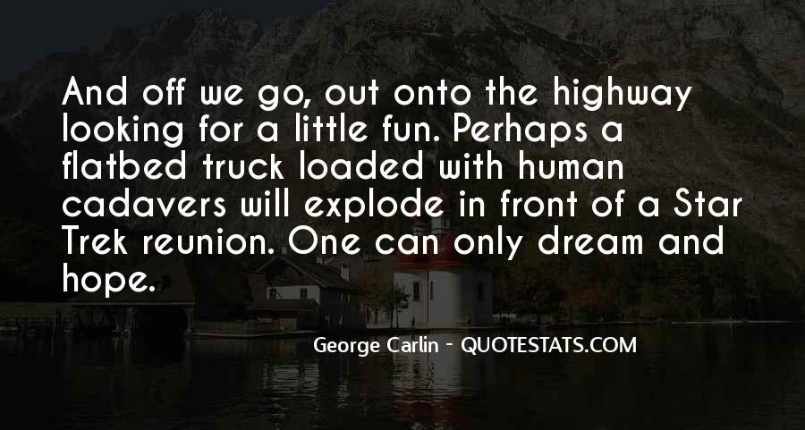 Quotes About Dream And Hope #687406