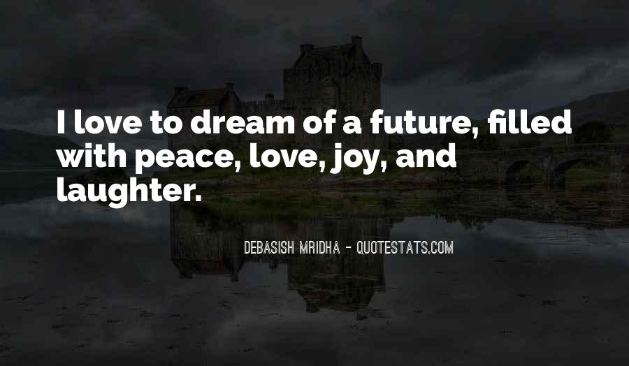Quotes About Dream And Hope #72502