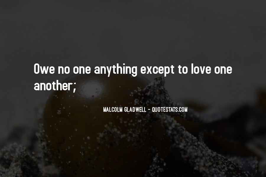 Quotes About Love One Another #107864