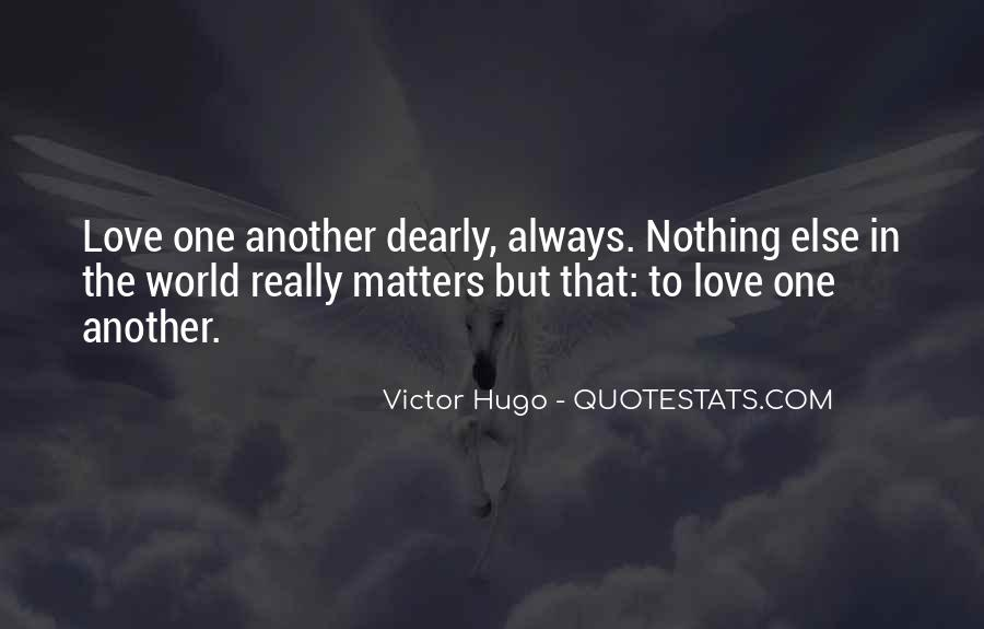 Quotes About Love One Another #19762