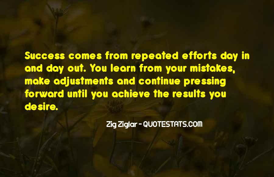 Quotes About Repeated Success #177964