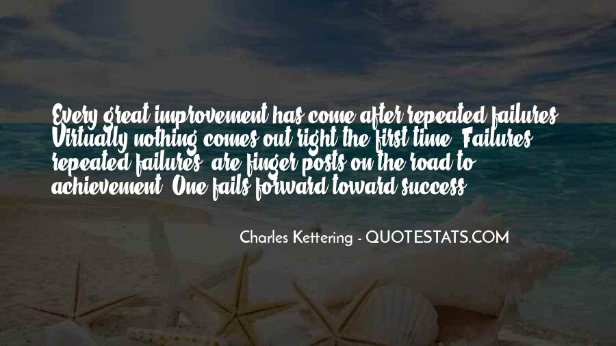 Quotes About Repeated Success #1780081