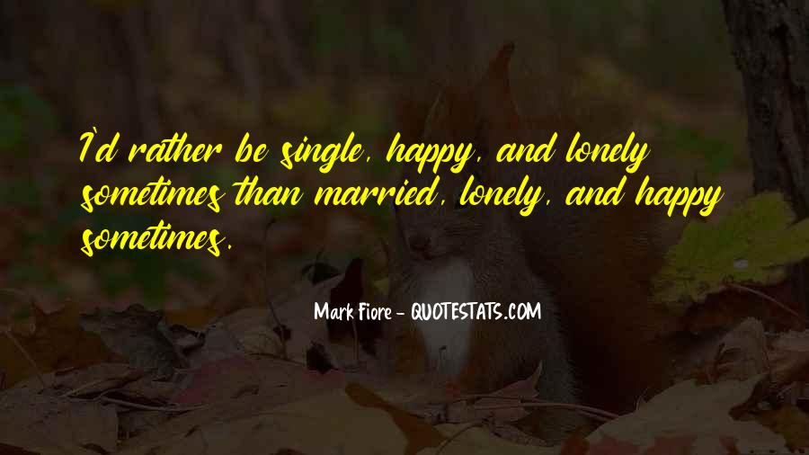 Quotes About Happy Married Life #696677