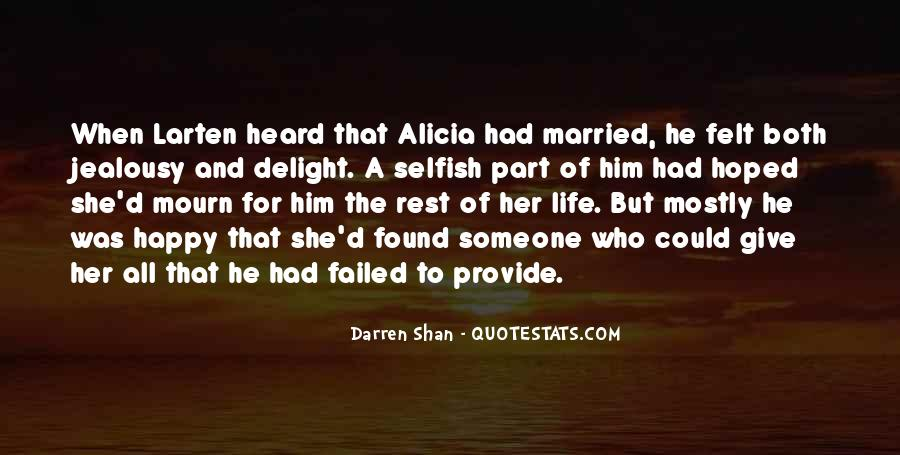 Quotes About Happy Married Life #989050