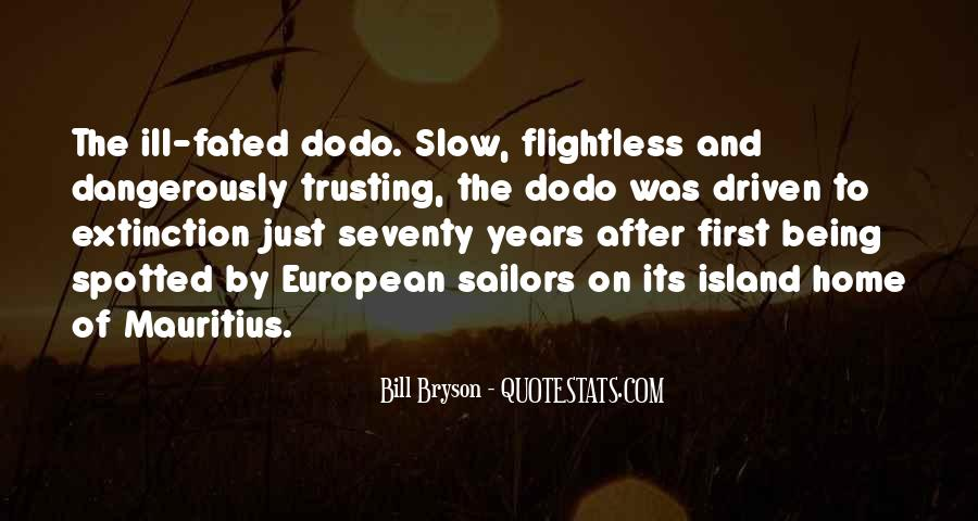 Quotes About Dodo #1100708