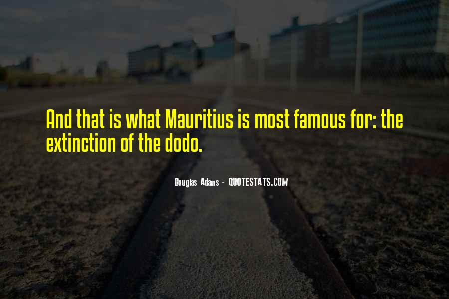 Quotes About Dodo #356169