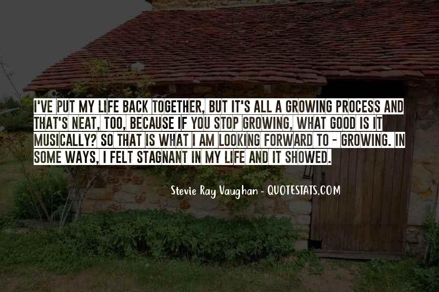 Quotes About Looking Forward In Life #1821402