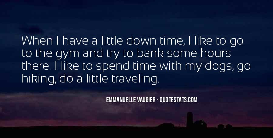 Quotes About Traveling With Dogs #1134482