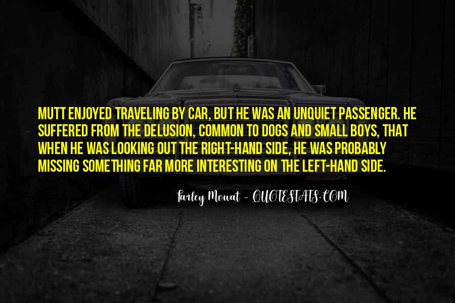 Quotes About Traveling With Dogs #710253
