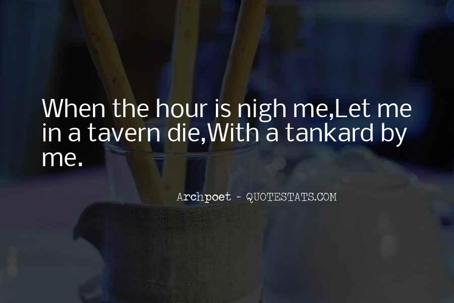 Quotes About Taverns #500192