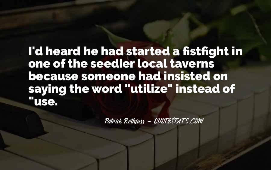 Quotes About Taverns #674648